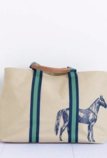 Pomegranate Man O War Classic Tote