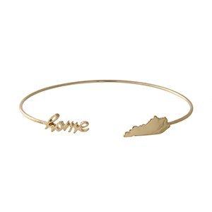 Judson & Company KY Home Bracelet - Gold