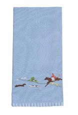 Pomegranate The Chase Hand Towel