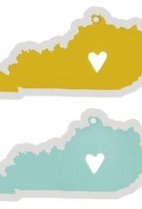 State of Kentucky Air Freshener