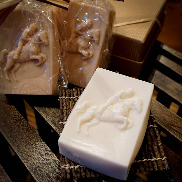 Moss Hill Bath & Body Equestrian Soap