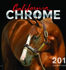 California Chrome 2018 Wall Calendar