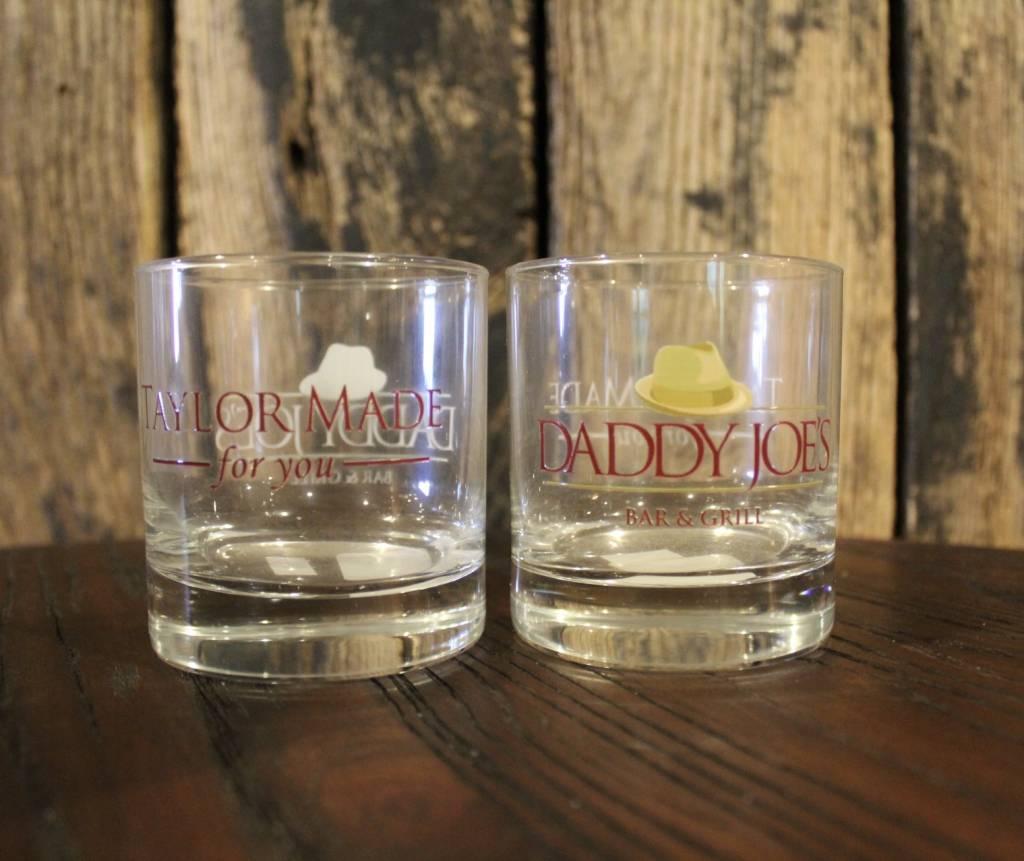 Daddy Joe's Rocks Glass