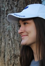 Varior White State KY Hat
