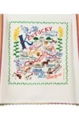 CatStudio Kentucky Dish Towel