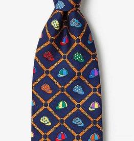 Bits & Caps Silk Tie