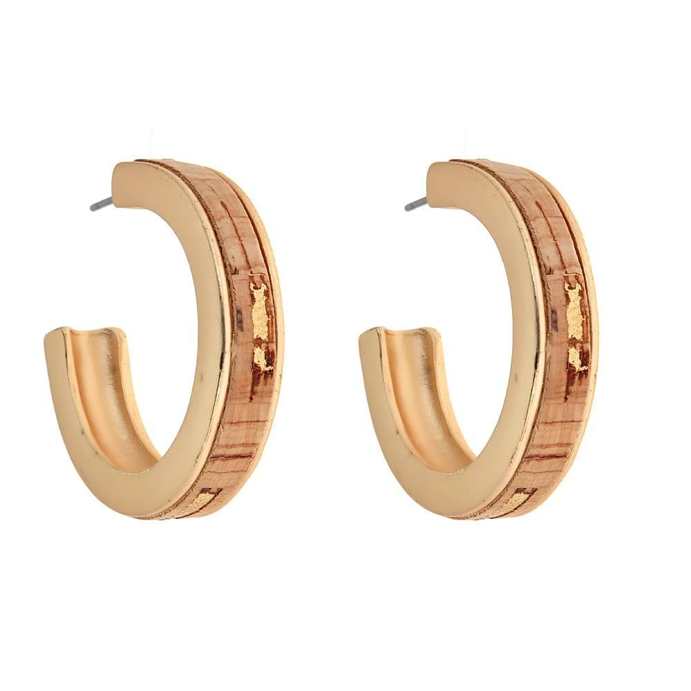 Kylie Cork Earring