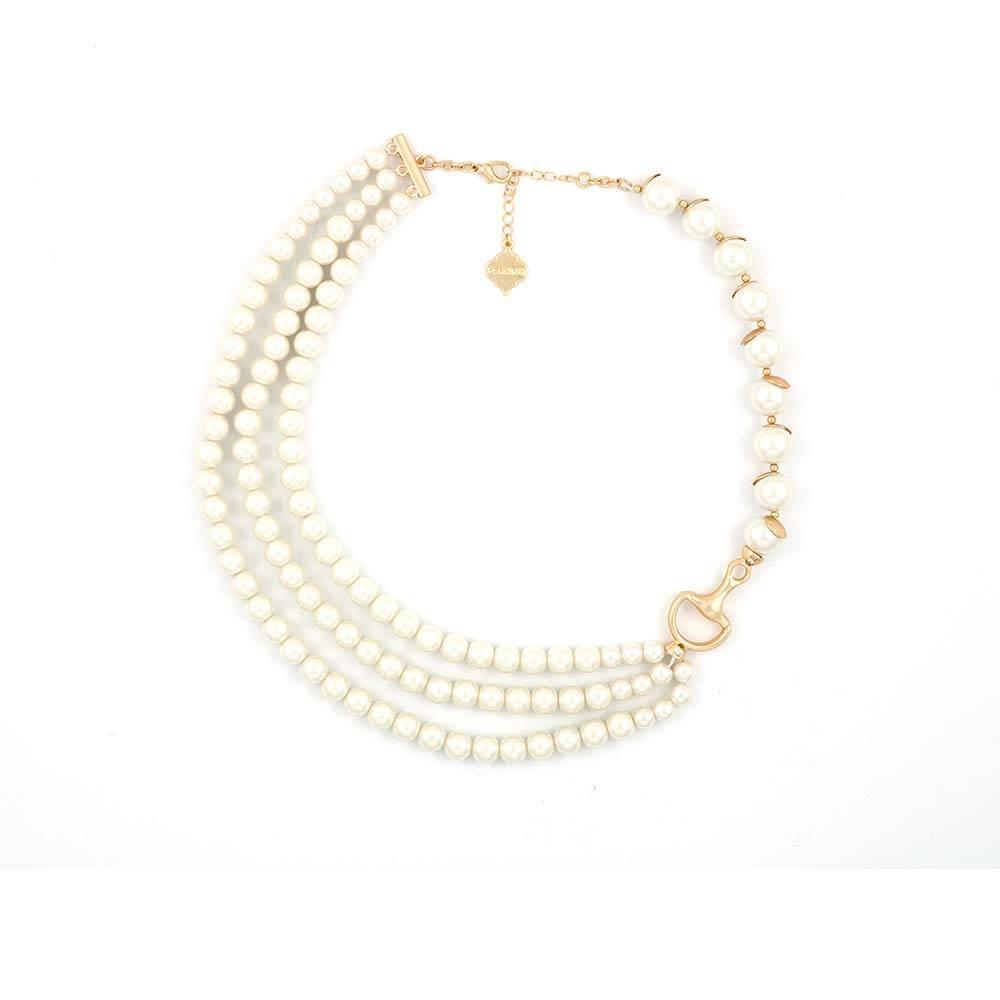 Atlantis Necklace - Horsebit