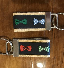 Bow Tie Key Chain