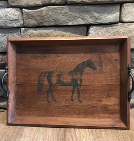 Horse Serving Tray