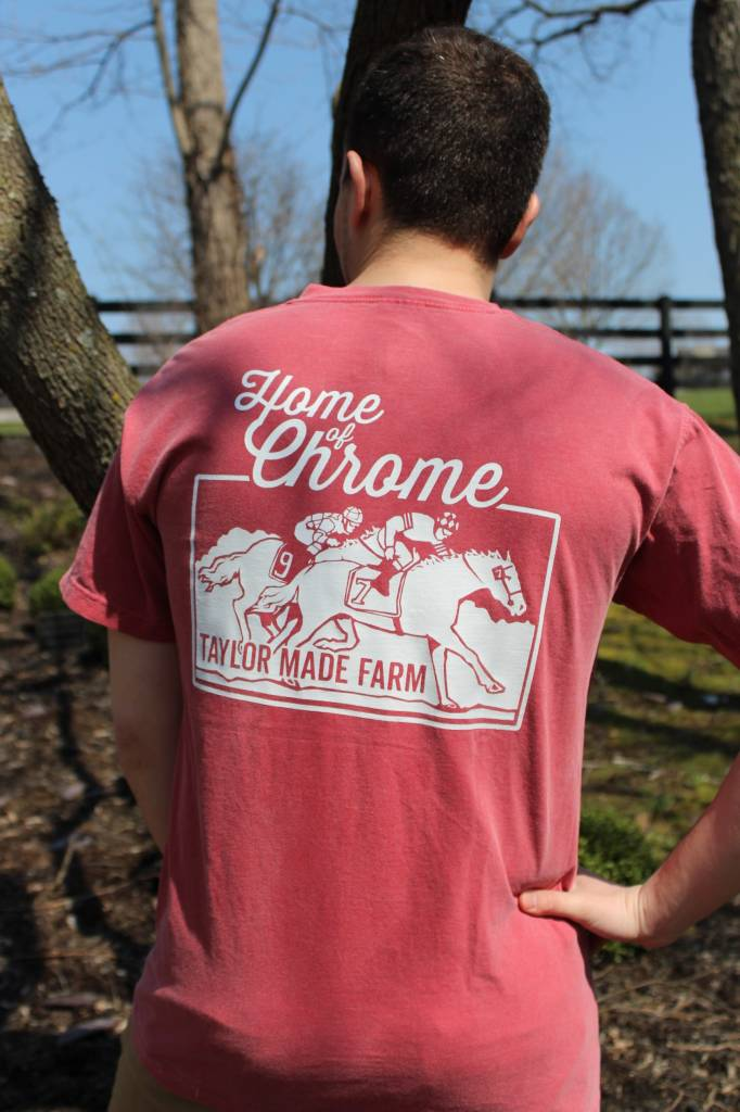 Home Of Chrome Tee 2.0