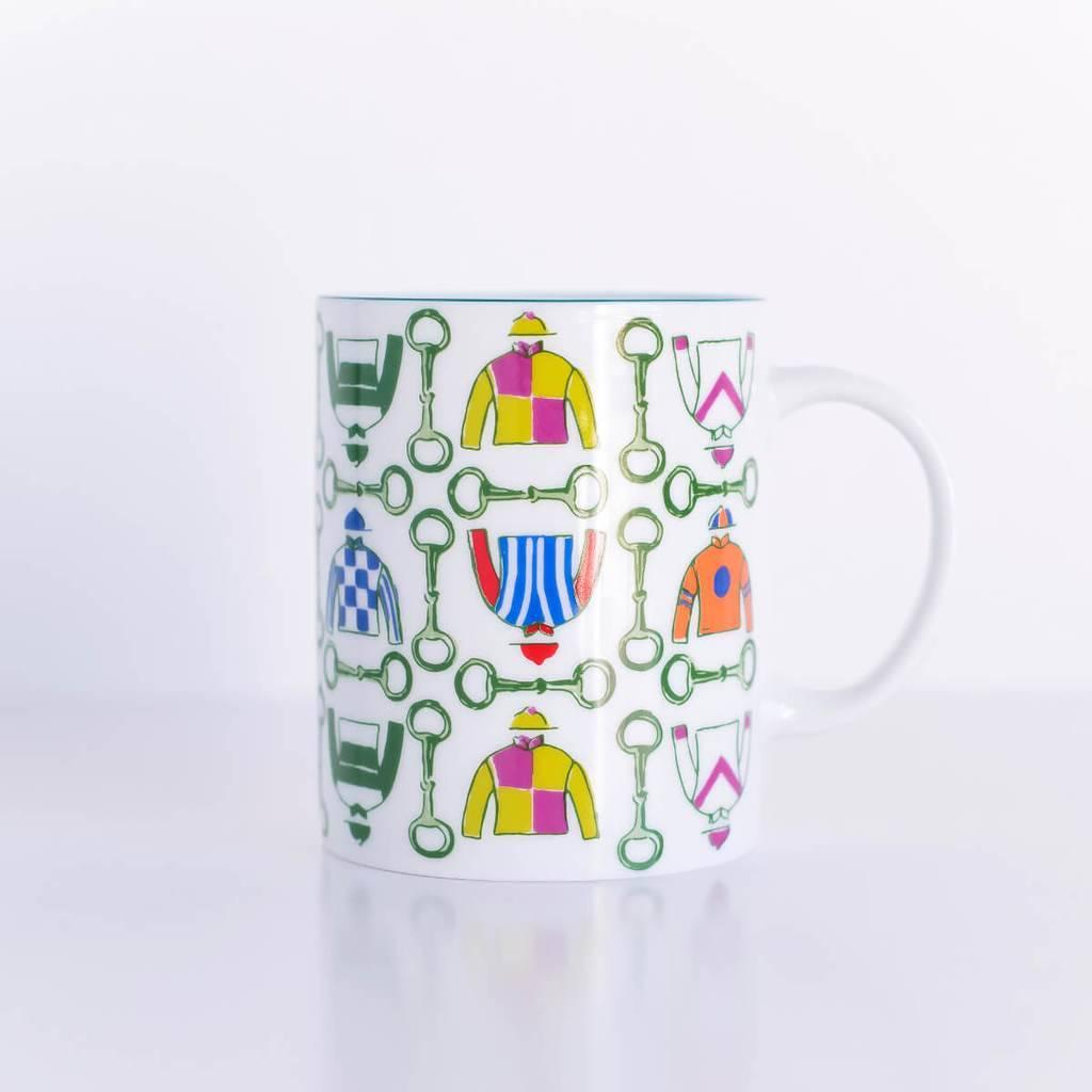 Pomegranate Pick Six Coffee Mug