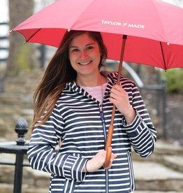Striped Rain Coat
