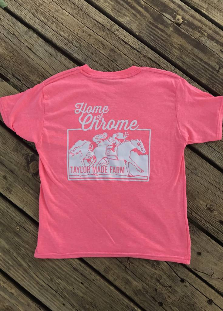 Home of Chrome Youth Tee