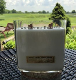 1.75 L Woodford Reserve Candle