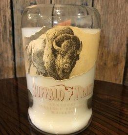 Buffalo Trace Bottle Candle