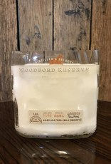 Woodford Reserve Bottle Candle