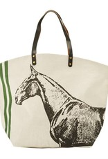 Tote Bag with Horse
