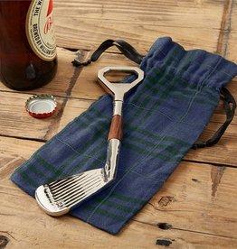 Golf Club Bottle Opener