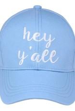 Judson & Company Hey Y'all Hat