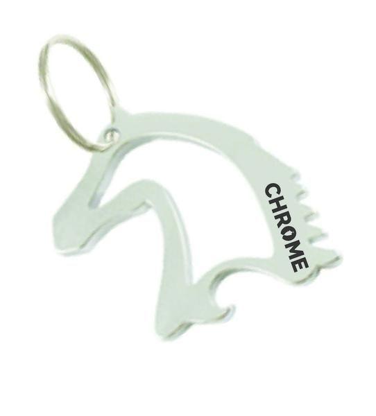 Horse Head Key Chain Bottle Opener