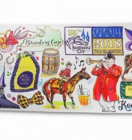 Breeders' Cup Graphic Scarf