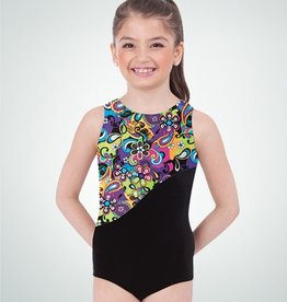 BODY WRAPPERS RACERBACK TANK LEOTARD
