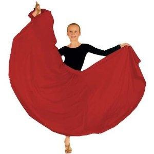 BODY WRAPPERS PRAISE DANCE CIRCLE SKIRT