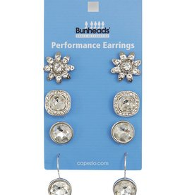 CAPEZIO PERFORMANCE EARRINGS
