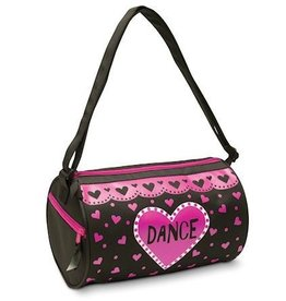 DANSHUZ LOVE DANCE DUFFEL