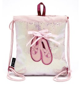 DASHA DESIGNS BALLET SHOES BACKPACK