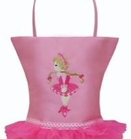 SASSI Tutu Cute-Embroidered Ballerina