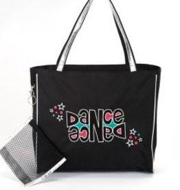 DASHA DESIGNS DOUBLE DANCE TOTE