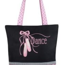 SASSI Pointe Shoes N Ribbons Tote