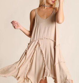 Asymetrical Sun Dress