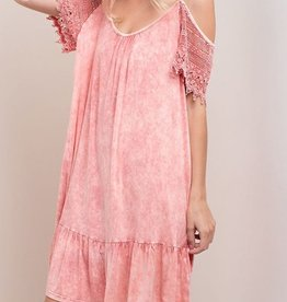 Karina Mineral Wash Cold Shoulder