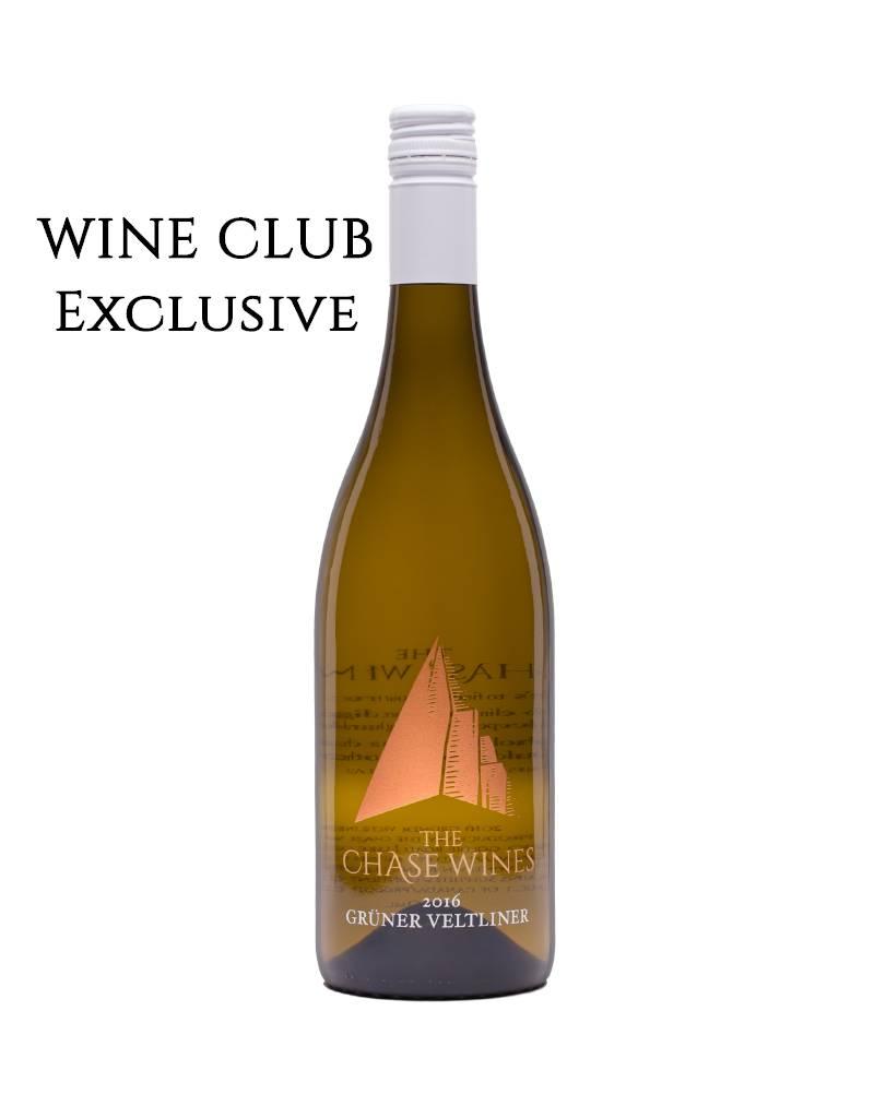 The Chase Wines 2016 Gruner Veltliner
