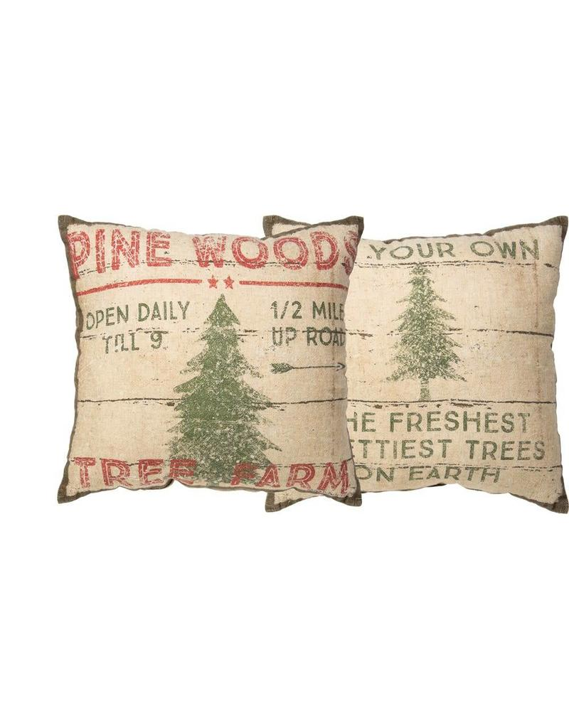 Pillow-Pine Woods 28780