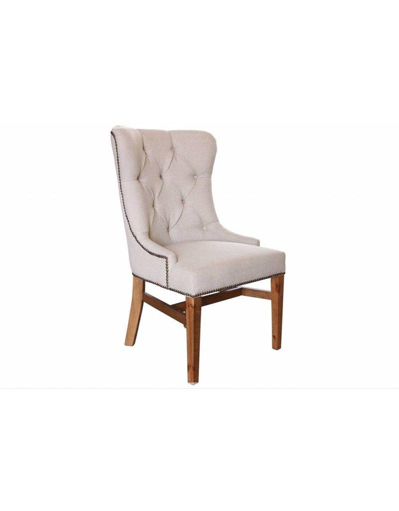 Habillo Upholstered Studded Chair