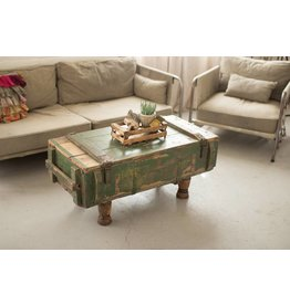 Recycled Artillery Box Coffee Table
