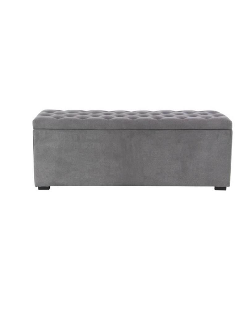 Fabric Storage Bench 53721  sc 1 st  Dirt Road Rustics & Fabric Storage Bench 53721 - Dirt Road Rustics