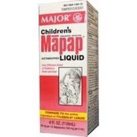 OTC Apap 160mg/5ml Children's Suspension (Children's Tylenol)