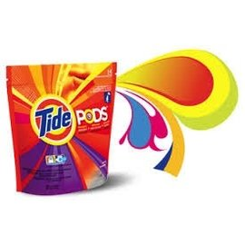Tide Pods 38 Count Spring Meadow