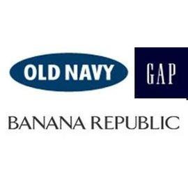 Giftcards - Gap, Old Navy, Banana Republic $25