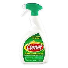 NEW! Comet Classic Cleaner Bathroom Foaming 24oz