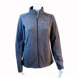 Ladies Heather Microfleece Jacket