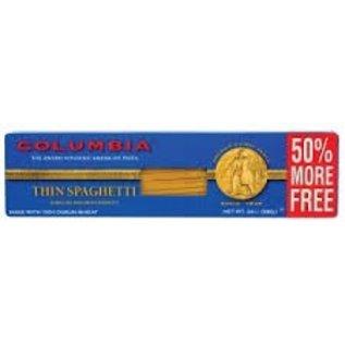 Columbia Spaghetti Noodles 24 oz