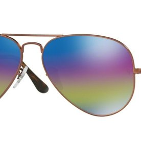 Ray Ban Aviator Mineral Flash Lense
