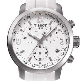 Tissot PRC200 GTS SS WH RB WH ARAB IND CHR