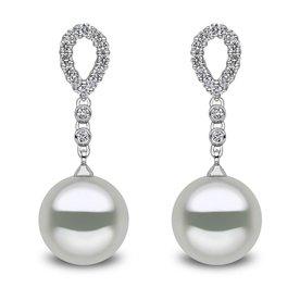 South Sea Diamond Earring